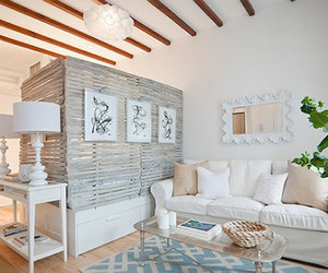 beach, interior, and room decor image