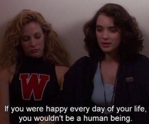 quotes, Heathers, and aesthetic image