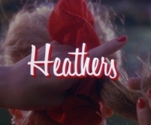 80's, Heathers, and aesthetically pleasing image