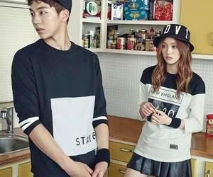 lee sung kyung and nam joo hyuk image