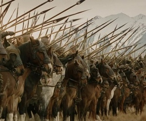 battle, Minas Tirith, and the return of the king image