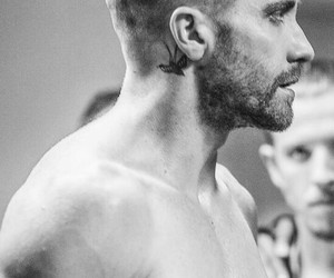 jake gyllenhaal, southpaw, and billy hope image
