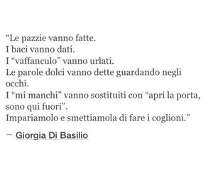 citazioni, frasi italiane, and frasi belle image