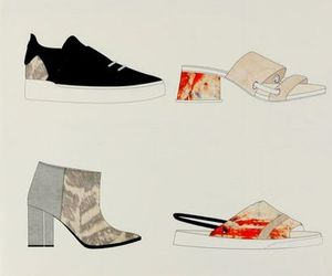 Kenneth Cole, shoe design, and award winner image