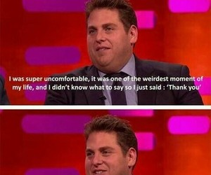 funny, jonah hill, and awesome image