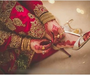 bride, legs, and sandal image