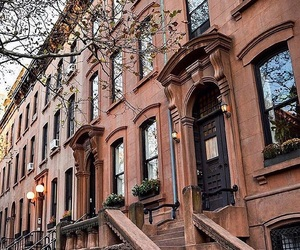brownstone, new york, and house goals image