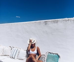 style, sun, and angelica blick image
