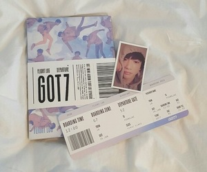 got7, album, and kpop image