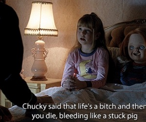 Child's Play, romantic, and Chucky image