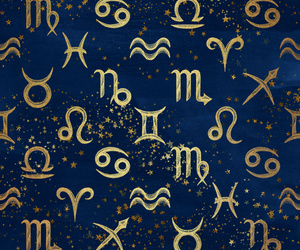 astrology, background, and birthday image