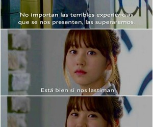 frases, kdrama, and adolescente image