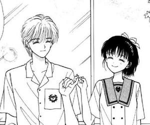 couple, marmalade boy, and manga image