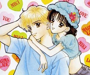anime, manga, and marmalade boy image