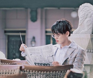 chicago typewriter, kdrama, and yoo ah in image