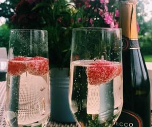 celebration, happy, and prosecco image