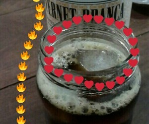 alcohol, fernet, and argentina image