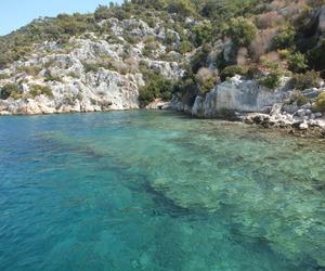 sea, summer, and turkey image