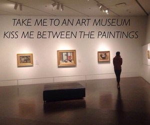 art, museum, and painting image
