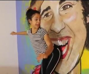 funny, vlog, and liza koshy image