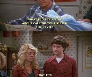 that 70s show, eric, and funny image