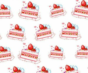 cake and pattern image