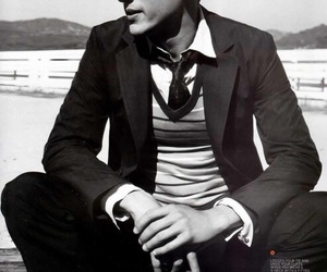 black and white, wentworth miller, and wentworth image