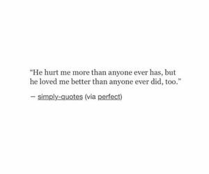 happy, hurt, and I Love You image