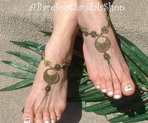 barefoot, etsy, and gypsy image