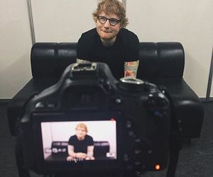 boys, music, and ed sheeran image