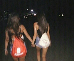 friends, tumblr, and goals image