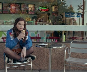 movie, hailee steinfeld, and the edge of seventeen image