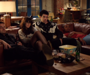 serie and new girl image