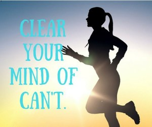 EXCERCISE, health, and inspiration image