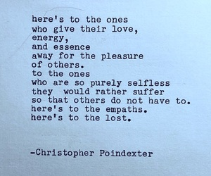 quote and christopher poindexter image