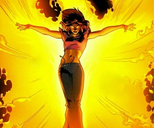 Marvel, x-men, and jean grey image