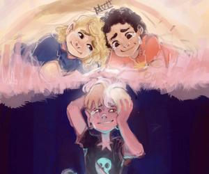 lars, sadie, and steven image