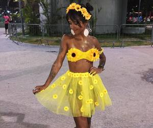 carnaval, fantasia, and fantasy image