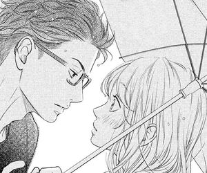 couple, manga, and living no matsunaga-san image