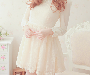 dress, kawaii, and kfashion image