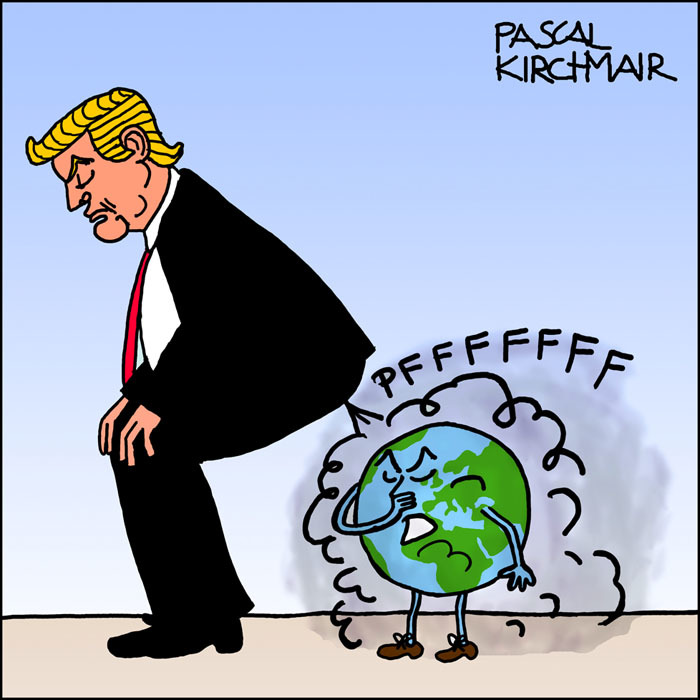 Paris Climate Agreement Donald Trump S Answer To Climate Change