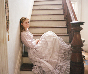 Elle Fanning, the beguiled, and blonde image
