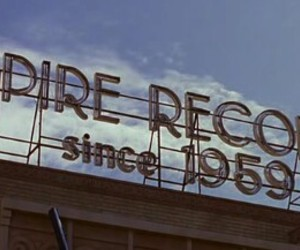 Empire records and header image