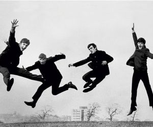 the fab four and the beatles image