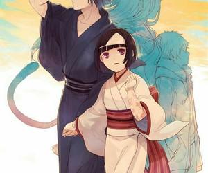 noragami, nora, and yukine image