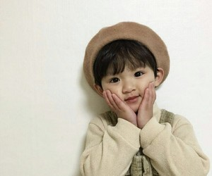 baby, korean, and cute image