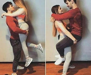 cute and relationship goals image