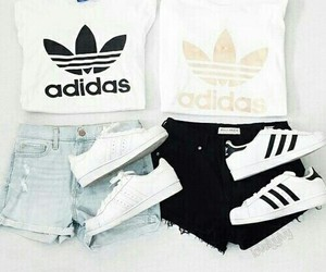 adidas, wow, and clothes colection image