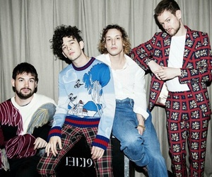 band, music, and the 1975 image