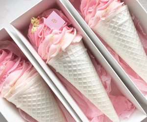 pink, sweet, and delicious image